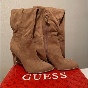 Brown Guess Boots